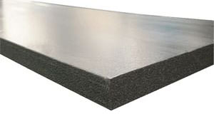 SilverGlo™ crawl space wall insulation available in Hanahan